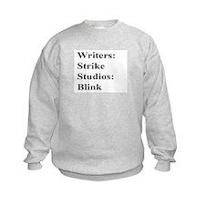 Writers Strike Sweatshirt