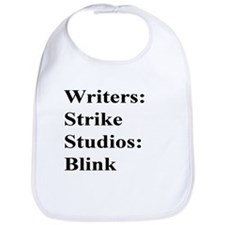 Writers Strike Bib