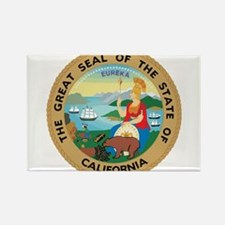 Seal of the State of California Magnets