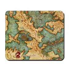 Discovered Lands, the Mousepad