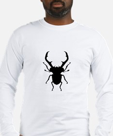 Stag Beetle Long Sleeve T-Shirt