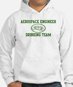 Aerospace Engineer Drinking T Hoodie