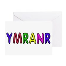 YMRANR Greeting Card