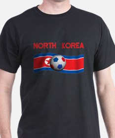 TEAM NORTH KOREA T-Shirt
