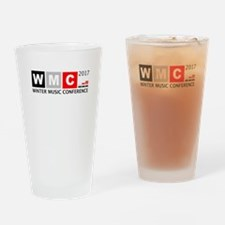 Cute Exstacy Drinking Glass