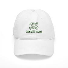 Actuary Drinking Team Baseball Cap