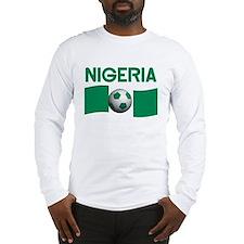 TEAM NIGERIA Long Sleeve T-Shirt