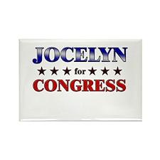 JOCELYN for congress Rectangle Magnet