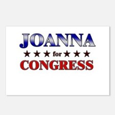 JOANNA for congress Postcards (Package of 8)