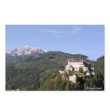 Austria Castle Postcards (Package of 8)