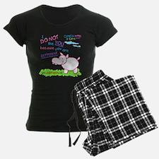 Hippo Pajamas