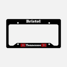 Bristol TN - LPF License Plate Holder