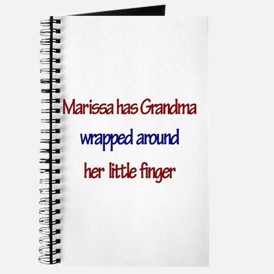 Marissa - Grandma Wrapped Aro Journal