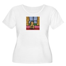 Pug at the Window T-Shirt