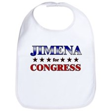JIMENA for congress Bib