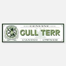 GULL TERR Bumper Bumper Bumper Sticker