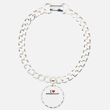 I Love INTERSEXUALITY Bracelet
