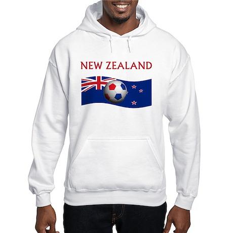 TEAM NEW ZEALAND Hooded Sweatshirt