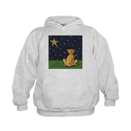 Starry Eyed Lab Kids Hoodie