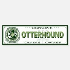 OTTERHOUND Bumper Bumper Bumper Sticker