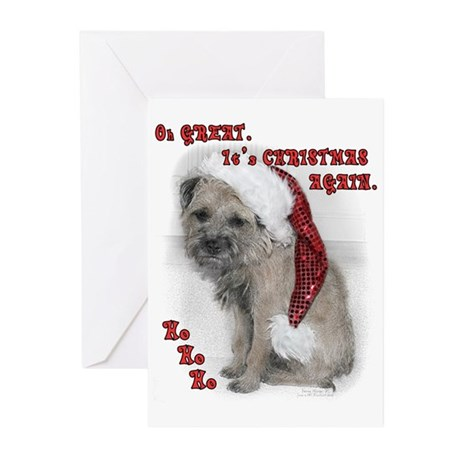 Christmas Clothes Greeting Cards (Pk of 20)