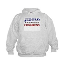 JEROLD for congress Hoodie