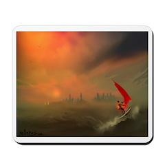Wnd Surfer - Mousepad