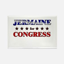 JERMAINE for congress Rectangle Magnet