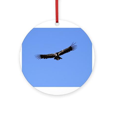 California Condor Ornament (Round)
