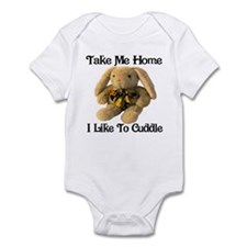 Take Me Home With You Infant Bodysuit