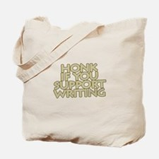 Funny Wga Tote Bag