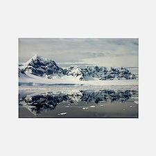 Antarctic Grace Rectangle Magnet