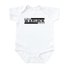Warlock Online Gamer Infant Bodysuit
