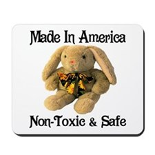 Made In America Non-Toxic & S Mousepad
