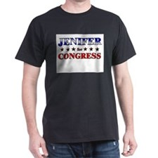 JENIFER for congress T-Shirt
