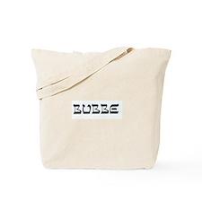 """""""Bubbe"""" Tote Bag"""