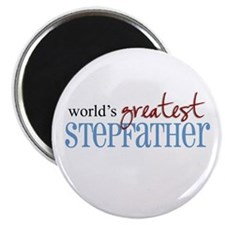 World's Greatest Stepfather Magnet