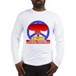 Peace Through Superior Firepo Long Sleeve T-Shirt