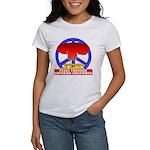 Peace Through Superior Firepo Women's T-Shirt
