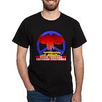 Peace Through Superior Firepo Dark T-Shirt