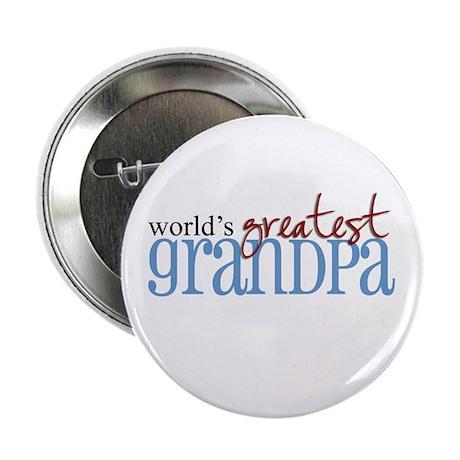 "World's Greatest Grandpa 2.25"" Button (10 pack)"