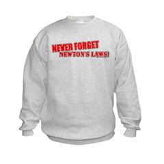 Newton's Laws Sweatshirt