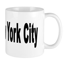 I Love New York City Mug