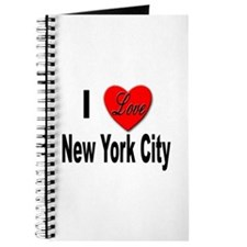 I Love New York City Journal