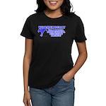Vote Democrat Women's Dark T-Shirt