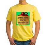 A Good Time Yellow T-Shirt