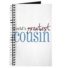 World's Greatest Cousin Journal