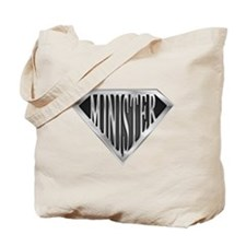SuperMinister(metal) Tote Bag