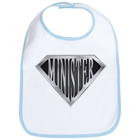 SuperMinister(metal) Bib