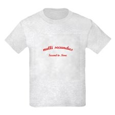 second to none male T-Shirt